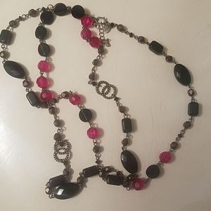 *MOVING*SALE* stunning beaded necklace